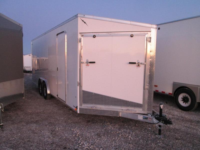 2020 Lightning Trailers LTFCH822TA3 Enclosed Cargo Trailer