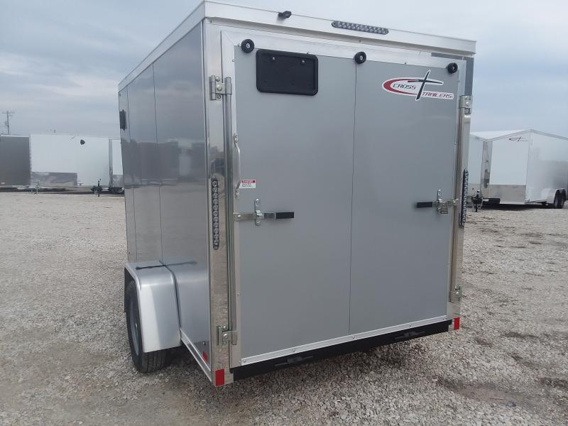 2021 Cross Trailers 6 x 10 SA Enclosed Cargo Trailer