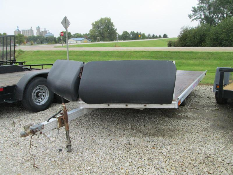 1995 Newman Sled Bed 8 X 12 Snowmobile Trailer Snowmobile Trailer