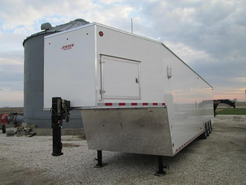2020 Jensen 44' GN Enclosed Enclosed Cargo Trailer