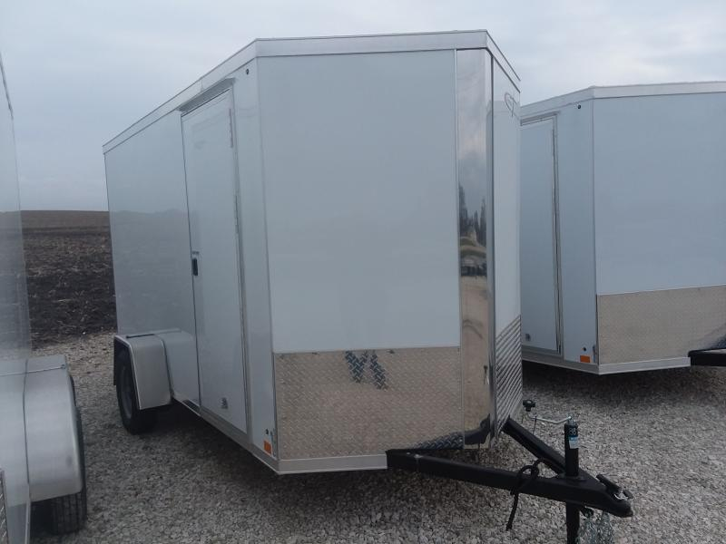 2020 Cross Trailers 6 x 12 SA Enclosed Cargo Trailer