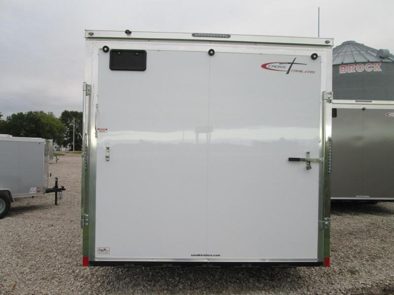 2020 Cross Trailers 824TA Enclosed Cargo Trailer