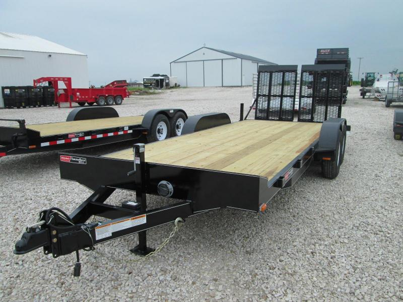 2020 Mac-Lander 20TFHWS Equipment Trailer