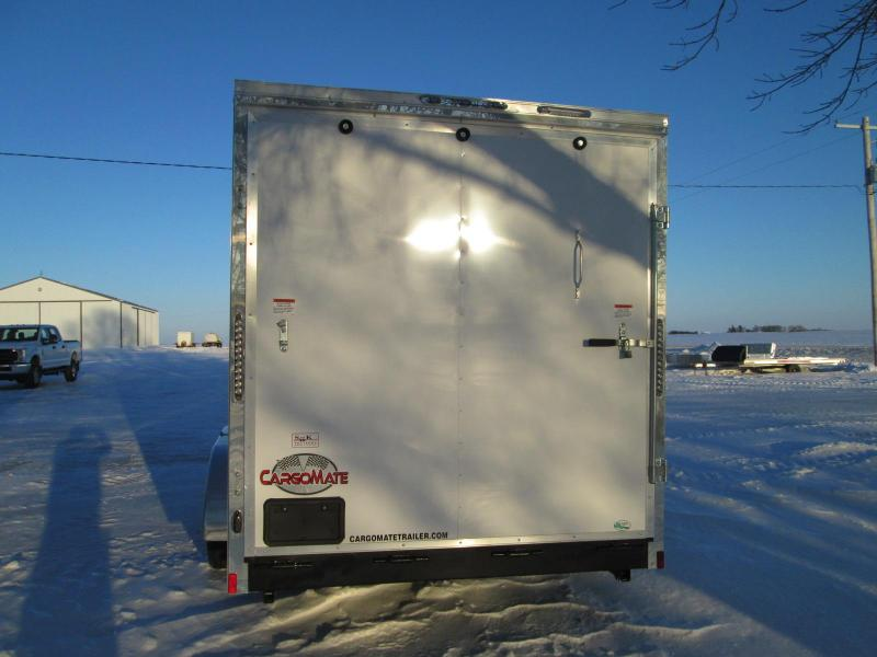 2020 Cargo Mate EHW716TA2 Enclosed Cargo Trailer