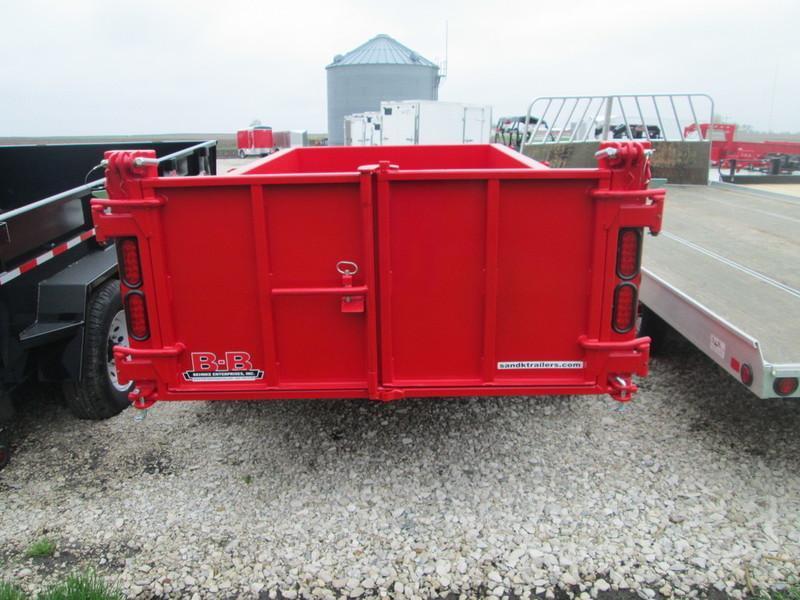 2018 Behnke DT5X10E502-RD Dump Trailer