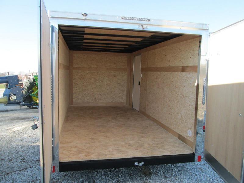 """2019 Cross Trailers/ 7""""X14' / Rear Cargo Doors"""