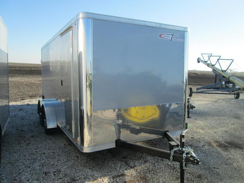 "2019 Cross Trailers/ 7""X14' / Rear Cargo Doors"