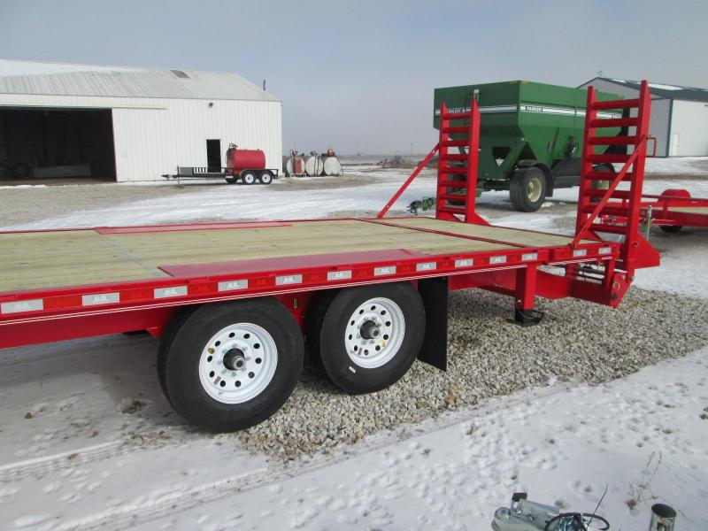 2020 B-B BCT2314EDO Equipment Trailer
