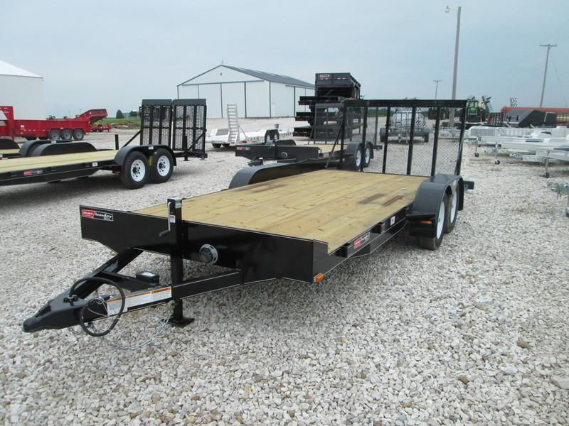 "2019 Mac-Lander 18TFSWB / 81"" X 16' Bed & 2' Dovetail"