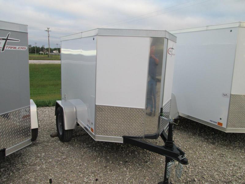 2020 Cross Trailers 46SA Enclosed Cargo Trailer