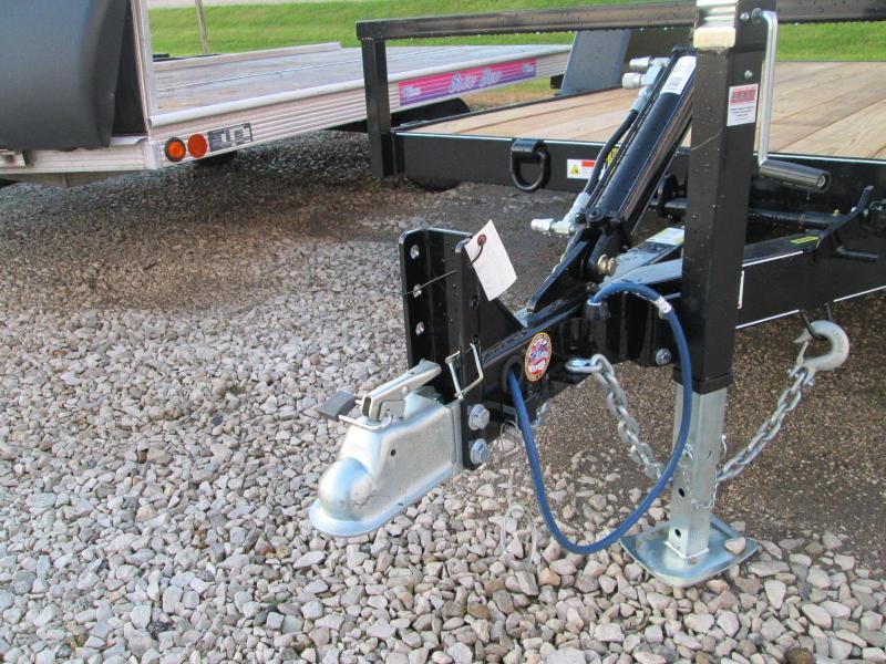 2020 Behnke UT81X14NRT 7K Axle Utility Tilt Trailer Coming In