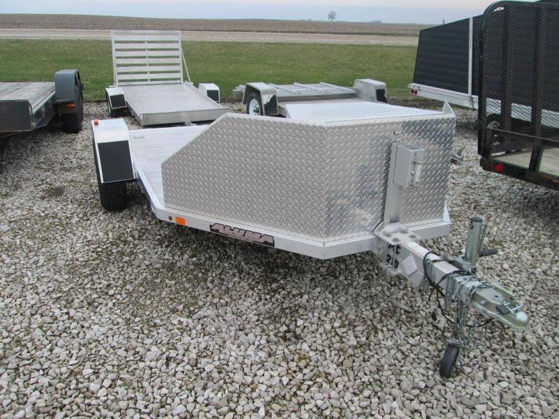 2014 Aluma MC210 Motorcycle Trailer