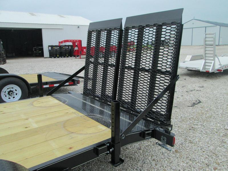 2020 Mac-Lander 18TFMWB Equipment Trailer