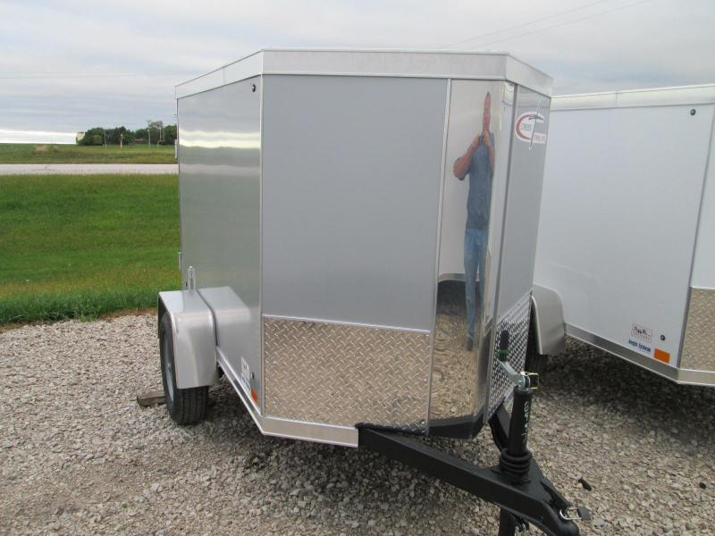 2020 Cross Trailers 46SA Enclosed Cargo Trailer