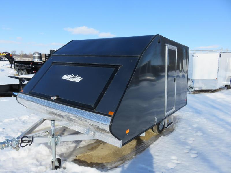 2020 High Country 101x12 CROSSOVER Snowmobile Trailer