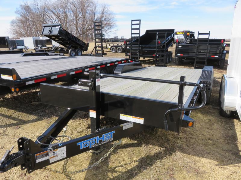 2019 Top Hat Trailers EH20x83 Equipment Trailer