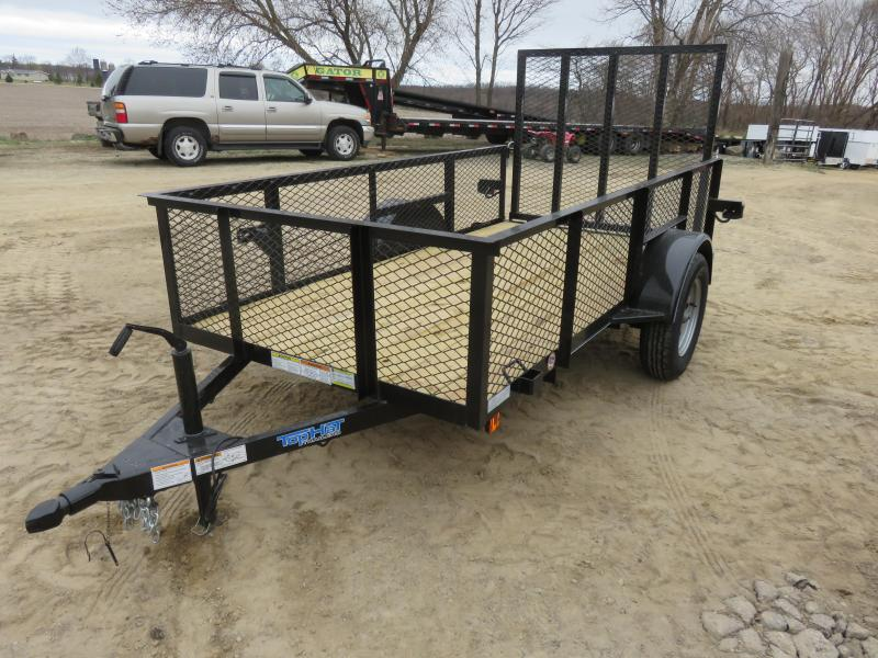 2019 Top Hat Trailers 10x60 MRAX Utility Trailer