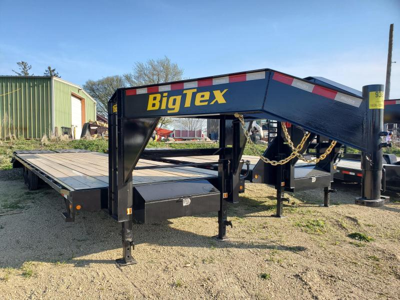 2020 Big Tex Trailers 16GN 25+5 Equipment Trailer