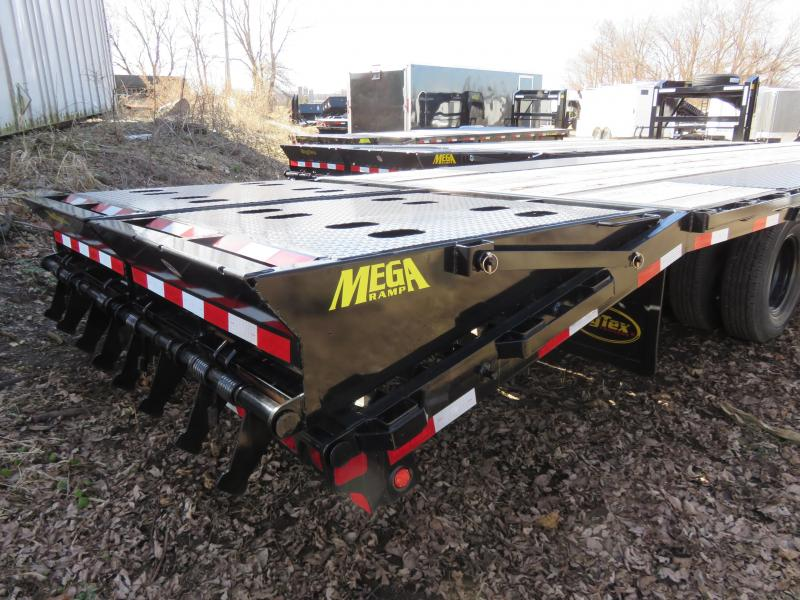2019 Big Tex Trailers 22GN-30+5 Equipment Trailer
