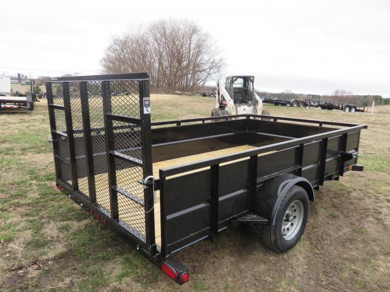 2019 Top Hat Trailers 12x83 MRA Utility Trailer
