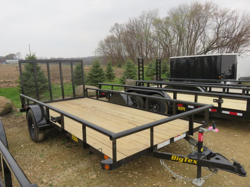 2020 Big Tex Trailers 35SA-14 Utility Trailer