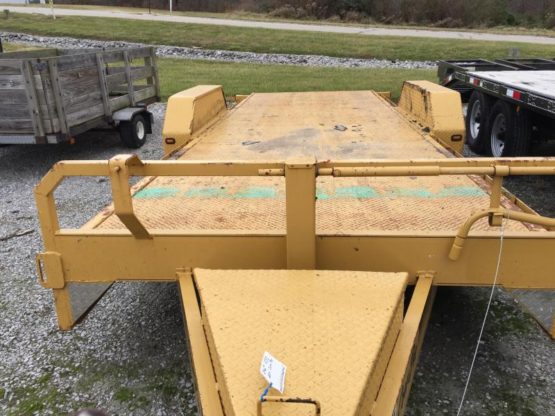2014 CornPro UT-21 HT Equipment Trailer