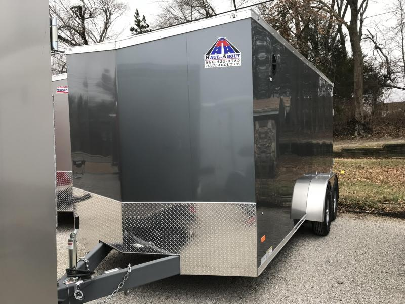 2020 Haul-About PAN7H16TA2 Enclosed Cargo Trailer