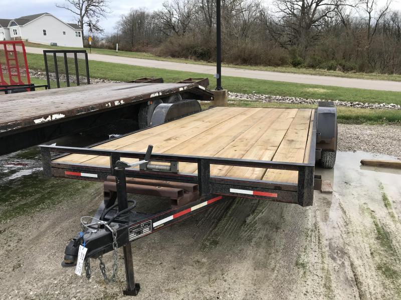 2014 Other 16+2 Flatbed Trailer