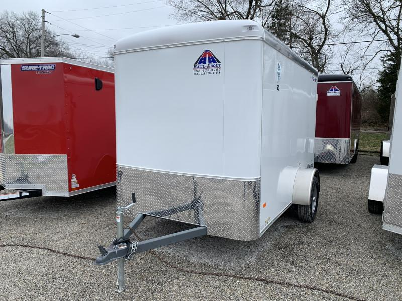 2020 Haul-About Leopard 6 x 10 Enclosed Cargo Trailer