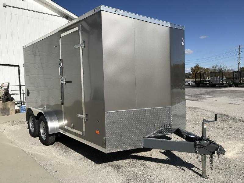 2020 Haul-About Panther 7 x 14 Enclosed Cargo Trailer