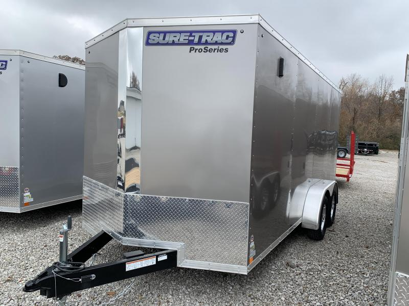 2019 Sure-Trac 7 x 16 Enclosed Cargo Trailer