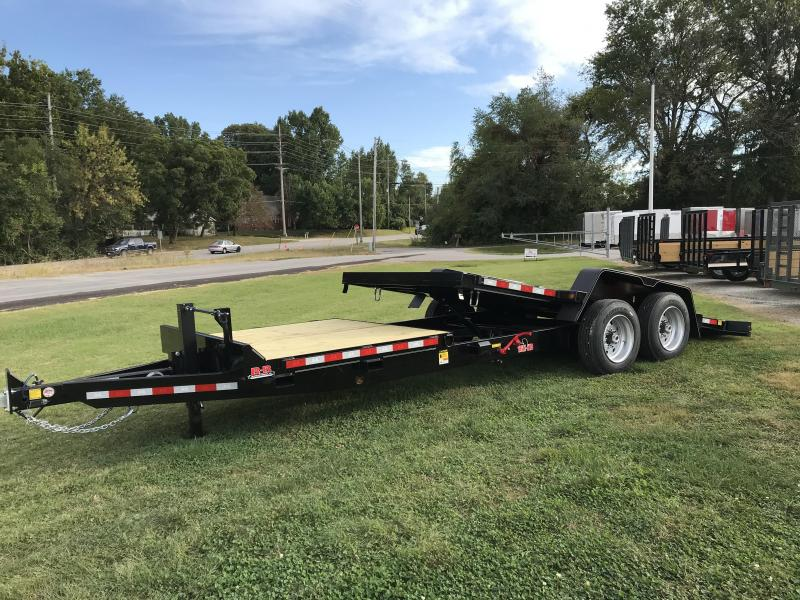 2020 B-B TBCT2216ET TRA/REM Equipment Trailer