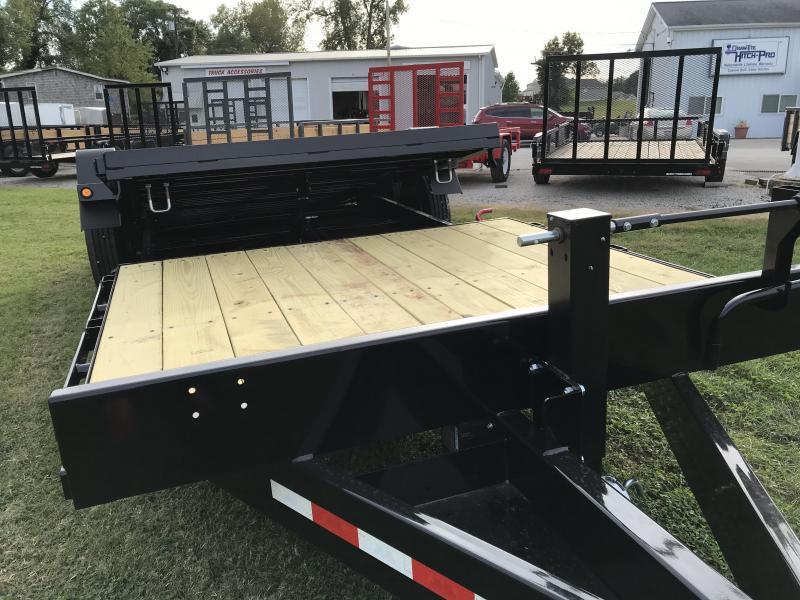 2020 B-B TBCT2216ET TRA/REM Equipment Trailer