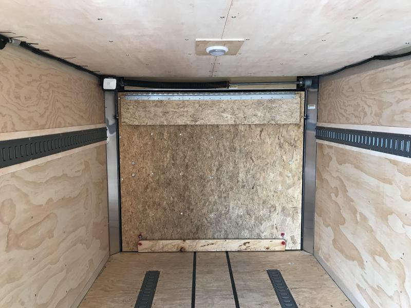 2019 American Hauler NH716TA2 Enclosed Cargo Trailer