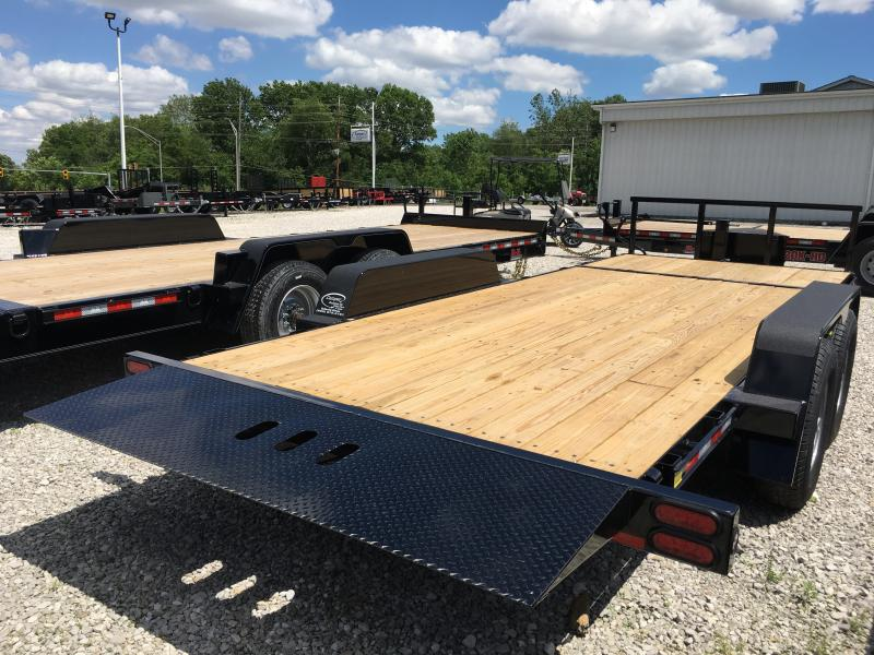 2019 B-B 81 x 20 Equipment Tilt Trailer