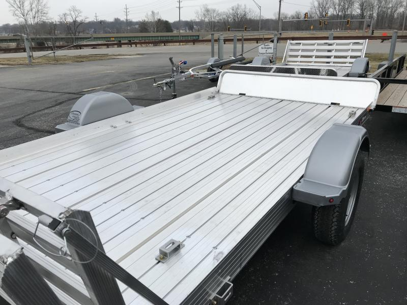 2019 Triton Trailers AUT12-82 Utility Trailer