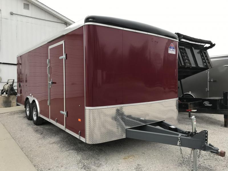 2020 Haul-About LPD8520TA3 Enclosed Cargo Trailer