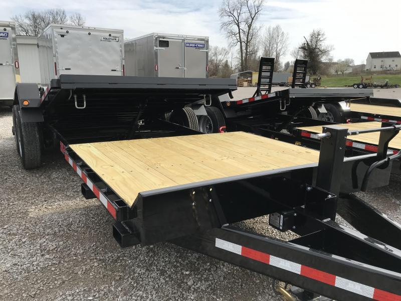2020 B-B 83x22 Tilt Equipment Trailer
