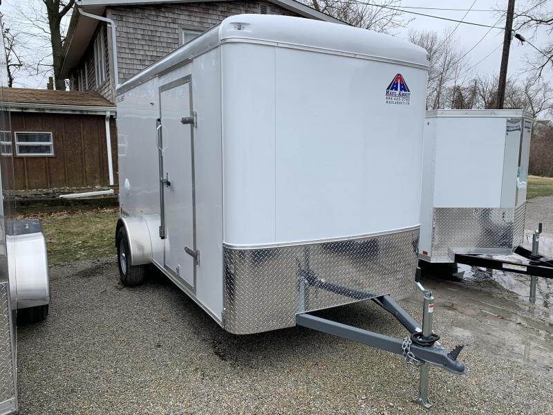 2020 Haul-About Leopard 6 x 12 Enclosed Cargo Trailer