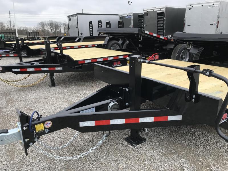2020 B-B 83 x 22 Equipment Trailer