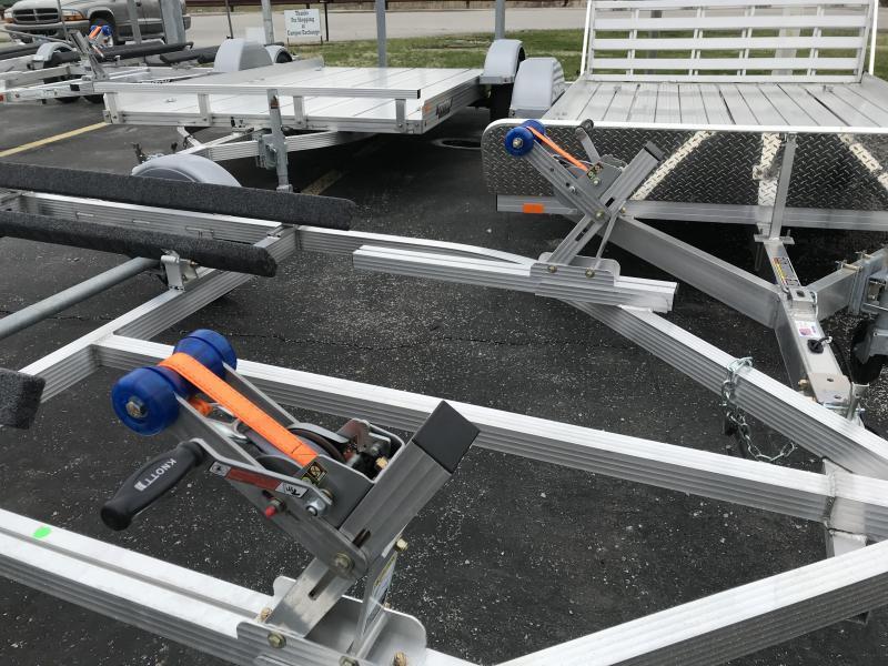 2020 Triton Trailers LTWCII-X Watercraft Trailer