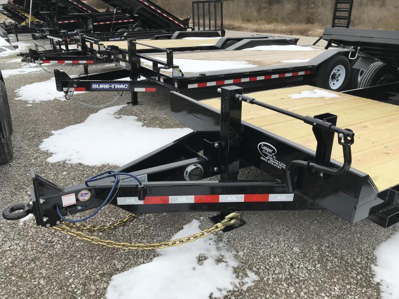 2019 B-B Tilt Equipment Trailer 83 x 22