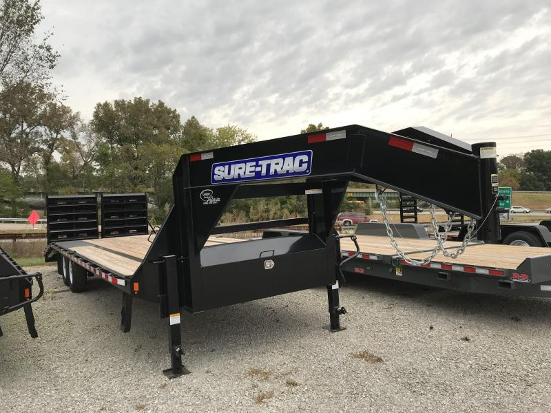 2019 Sure-Trac 8.5x20+5 LowPro Deckover Tandem GN 15K