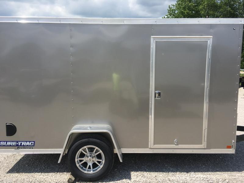 2019 Sure-Trac 6 x 12 Pro Series Wedge Cargo SA