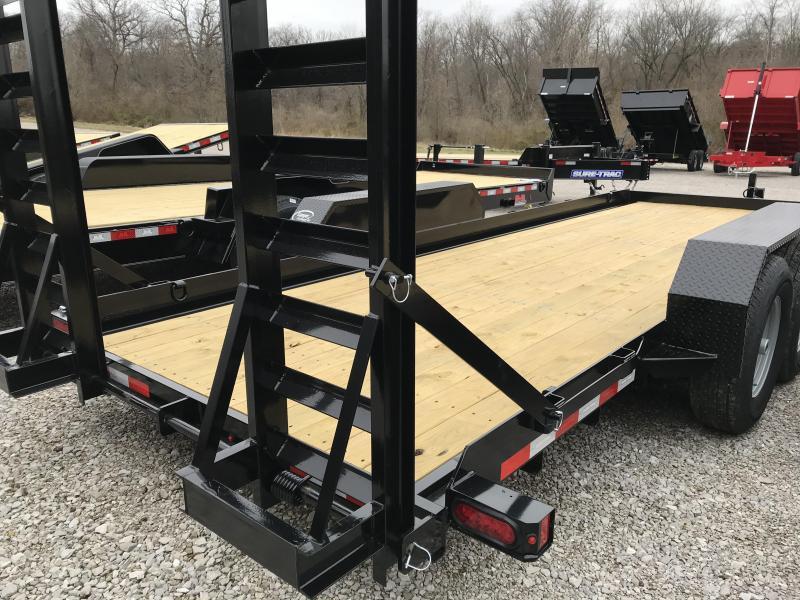 2020 Sure-Trac 7 x 20 Skid Steer  14k
