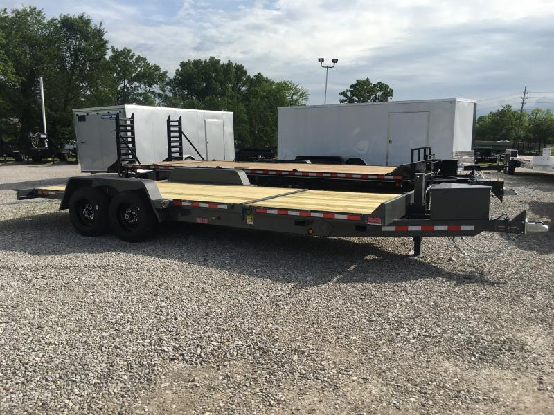 2019 B-B 83 x 22 Equipment Tilt Trailer