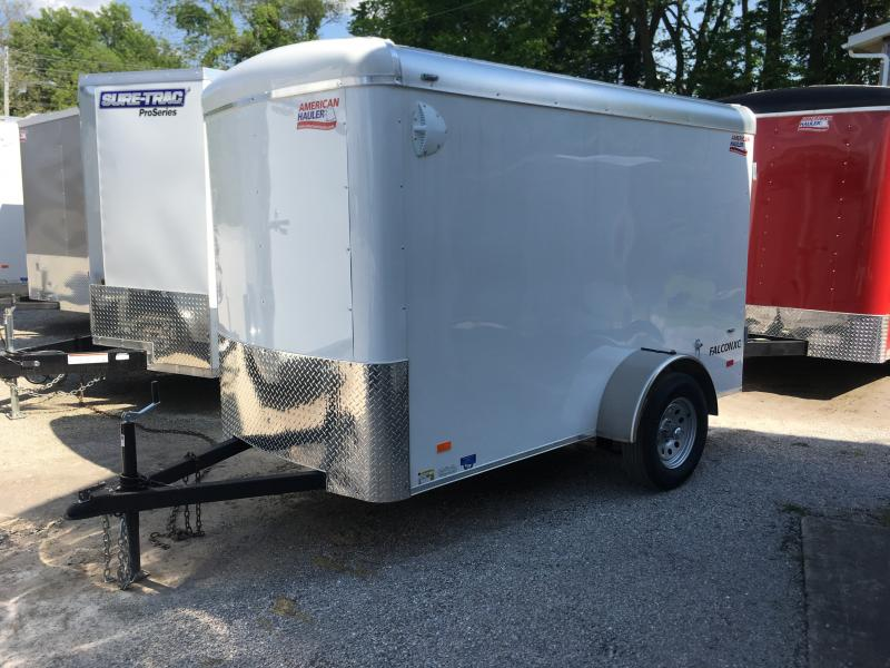 2019 American Hauler Industries AFX510SA Enclosed Cargo Trailer