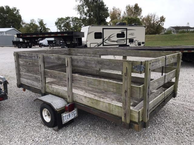 1993 Other 5 x 10 Utility Trailer