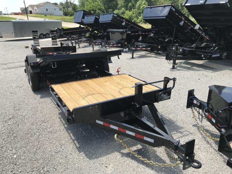 2019 B-B Tilt Equipment Trailer