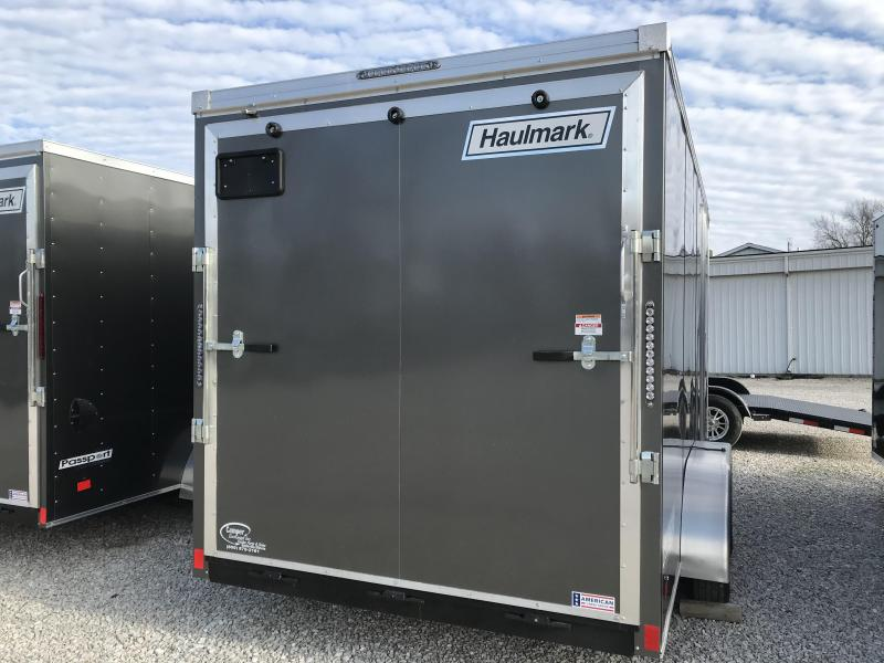 2020 Haulmark GRHD716T2 Enclosed Cargo Trailer